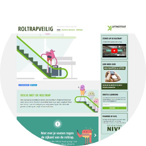 roltrapveilig tips veilig gebruik van roltrap